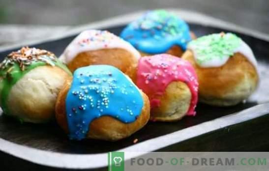 Biskvīta matējums: Top 10 receptes. Pērkot mājās gatavotas kūkas par izsmalcinātu desertu - apledojuma smalkmaizītei