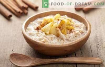 Fastenbrei - Nahrung vom Himmel. Die besten nützlichen und leckeren Rezepte zum Kochen von magerem Brei aus verschiedenen Getreide-, Gemüse- und Hülsenfrüchten