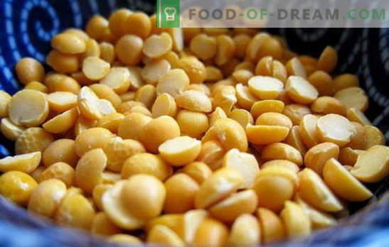 Kaip virti žirnių: geltona, žalia, ruda? Įvairūs džiovintų, šviežių ir šaldytų žirnių virimo būdai: paprasti ir sudėtingi receptai