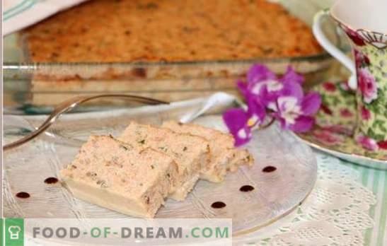 Dieta soufflé, kaip ji yra - iš vištienos, iš jautienos, iš varškės. Kuris produktas geriau tinka mitybos pudelei