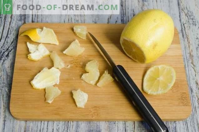 Saldžių ir rūgščių vyšnių-citrinų-čili padažas
