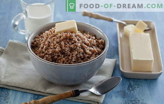 Buckwheat porridge with meat. Learn the best recipes for cooking buckwheat porridge with meat in a pan, in the oven, multicooker