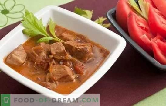 Kiauliena iš alaus - sultinga mėsa su nepriekaištingu skoniu ir kvapu. Geriausi kiaulienos receptai alumi: marinuoti, kepti, kepti