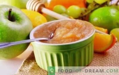 Obuolių ir kriaušių uogienė - rudens džiaugsmas. Receptai džemui gaminti iš obuolių ir kriaušių įvairiais būdais