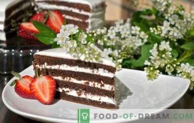 Paukščių vyšnių pyragas - kvepiantis Sibiro desertas! Įvairių paukščių vyšnių pyragaičių receptai su pienu, grietine, kefyru ir uogiene