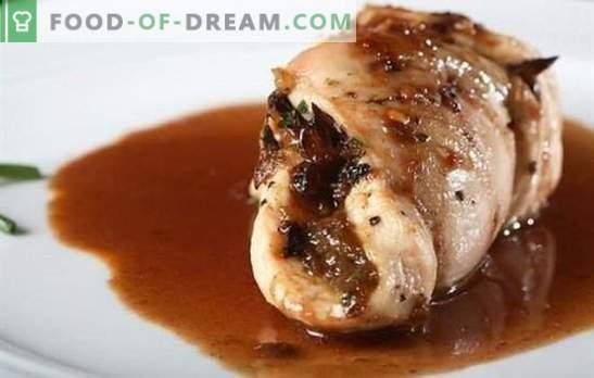 La pechuga de pollo en salsa de soja es un plato dietético sabroso con un sabor delicado. Las mejores recetas de pechuga de pollo en salsa de soja