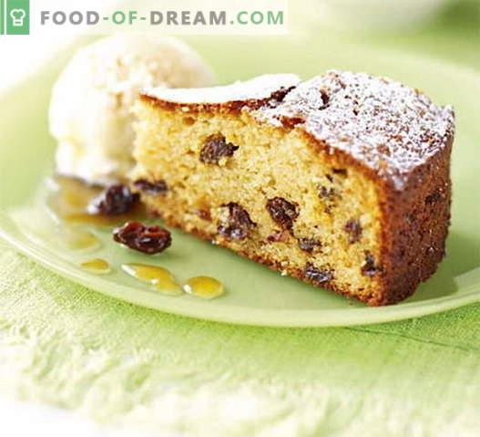 Kefyro pyragas - geriausi receptai. Kaip greitai ir skaniai virti kefyrą puodeliu.