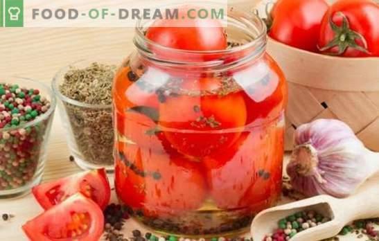 Pomidorai šaltu būdu žiemai - naudingas ruošinys. Seni ir naujausi šalto pomidorų receptai žiemai
