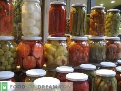 Daržovių receptai