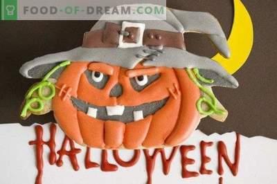 "Moliūgų Jacko ""Halloween"" slapukai"