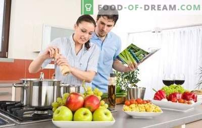 Ką valgyti pietums greitai ir nebrangiai: namų ūkių priežiūra! Pasirinkimas greito ir nebrangaus valgio pietų metu