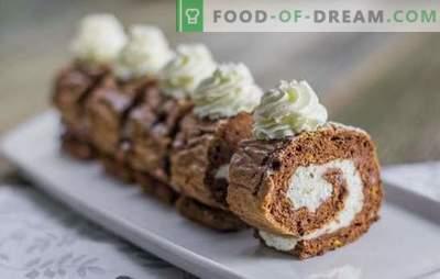 Paprastų sausainių kremų receptai - rašykite! Mes papuošiame, papildome, papuošiame desertus, pagamintus iš sausainių su paprastais kremais