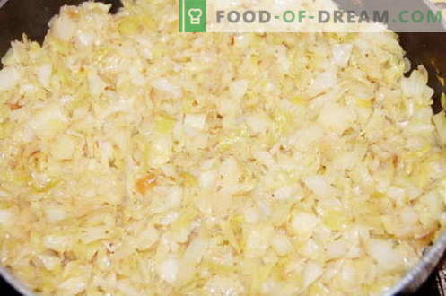 Skrudinti kopūstai - geriausi receptai. Kaip tinkamai ir skaniai virti kepti kopūstai.