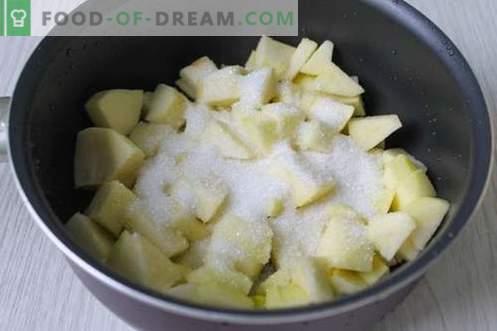 """""""Apple"""" grietinėlės desertas - erdvus skonio euforija!"""