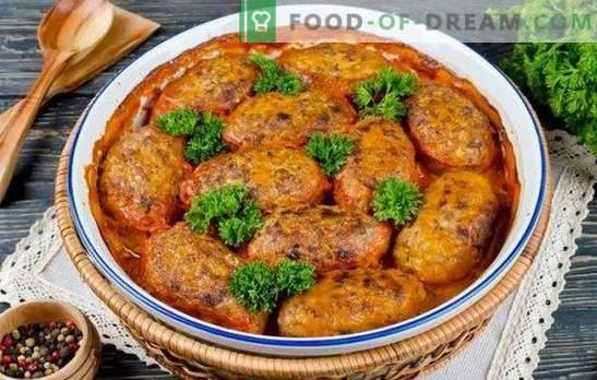 Lazy kopūstai teka į orkaitę - nėra vietos, kur būtų lengviau! Leptų kopūstų ruošiniai receptuose su pomidorų grietine, sūriu iš įvairių rūšių mėsos ir paukštienos