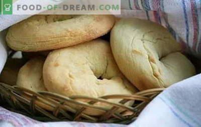 Grietinėlės tešla stebina savo švelnumą! Geriausi grietinėlės tešlos receptai sausainiams, sausainiams, pyragams, picoms, bageliams