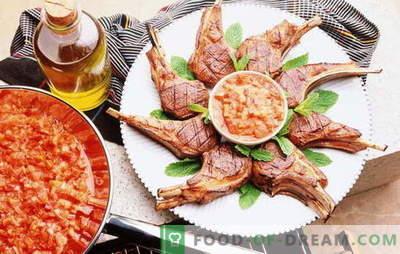 Mėsos antrasis kursas - kur be jų? Nauji ir pamiršti seni karšti mėsos receptai pietums ir vakarienei