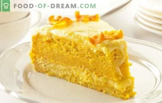 Lean tortas namuose - kepimas be kiaušinių, pieno ir sviesto. Gėrimų saldžiųjų pyragų receptai, kurie mėgsta saldumynus