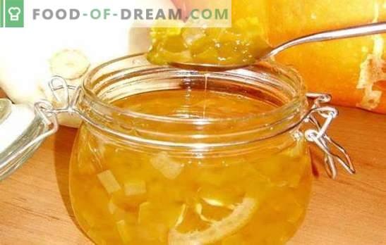 Aromatinis melionas sirupe žiemai - vasaros gabalas skardinėje! Geriausi meliono receptai sirupui žiemai