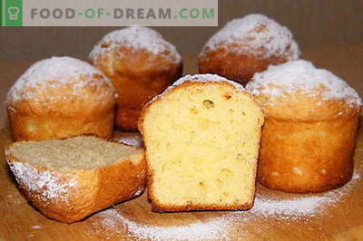 Sūrio pyragas - geriausi receptai. Kaip tinkamai ir skaniai virti varškės tortas.