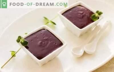 Dietiniai desertai - saldūs užtvarai. Receptai mažai kalorijų desertams iš varškės, kefyro, vaisių ir pyragaičių