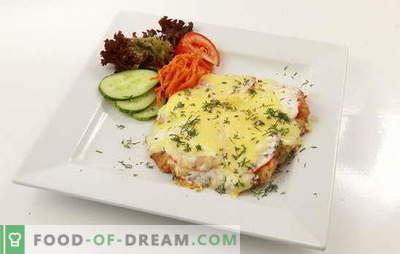 Vištienos filė prancūzų kalba yra ne tik bulvės, sūris, grybai ir majonezas! Vištienos filė ruošimas prancūzų kalba: geriausi receptai