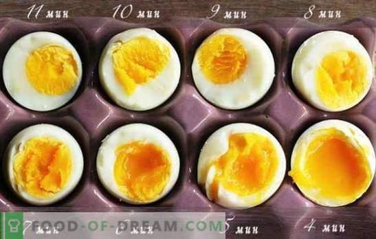 Kaip virti minkštai virtus kiaušinius, kietai virintus, maišelyje, kiaušinienėje. Kaip virti kiaušinius po verdančio vandens