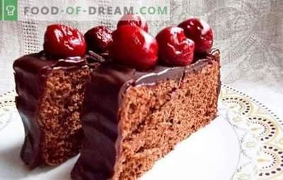 Kūrybiškas šokolado kempinė su daugiakančiu yra kūrybiškumo pagrindas. Puikios šokolado kempinės paslaptys lėtoje viryklėje