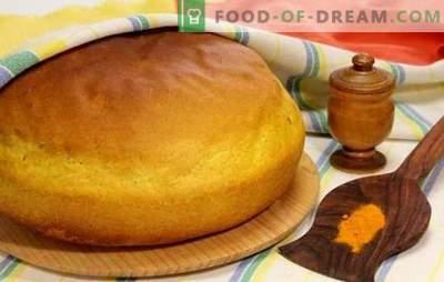 Leckeres und gesundes Fastenbrot mit Kreuzkümmel, Anis, Ingwer. Die besten Rezepte für schnelles Brot auf Kartoffelbrühe und Salzlake
