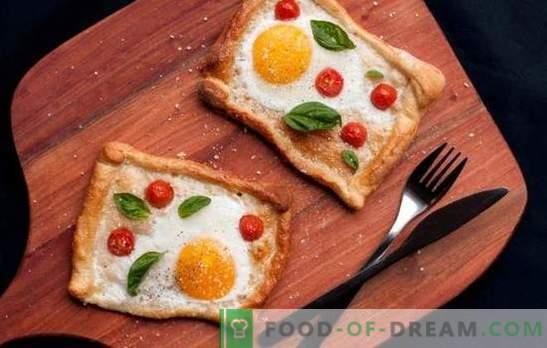 Kramtyti kiaušiniai su pomidorais yra saugi galimybė greitai pasimėgauti pusryčiais ar lengva vakariene. Kaip padaryti skanius kiaušinius su pomidorais