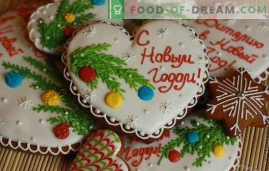 Kalėdiniai meduoliai - apdaila, suvenyrai ir tik yummy! Tradiciniai ir išgalvoti receptai Kalėdų meduoliams