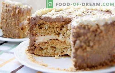 Kijevo tortas namuose - leidžiama prabanga! Supaprastinti įvairių naminių Kijevo pyragaičių receptai