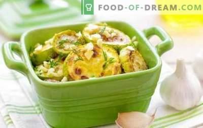 Cukinija su svogūnais - laimingas sutapimas! Geriausi cukinijos receptai su svogūnais, morkomis, pomidorais ir kitomis daržovėmis