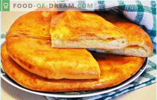 Khachapuri Megrelian - com queijo duplo é mais delicioso! As melhores receitas do famoso khachapuri Megreliano