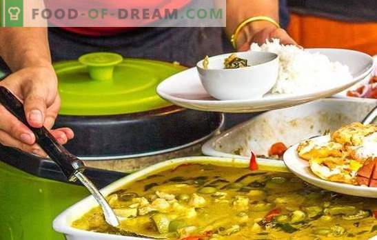 Įvadas į tajų virtuvę: pritaikyti receptai