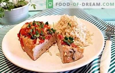 Turkijos folija yra puikus šventinis patiekalas! Top 10 kalakutienos receptų folijoje: su grikiais, bulvėmis, morkomis, ananasais