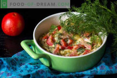 Mikrobangų omletas