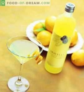 Kaip gerti limoncello