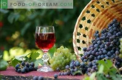 Vynas iš vynuogių