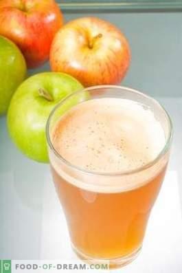 Kaip apšviesti obuolių sultis