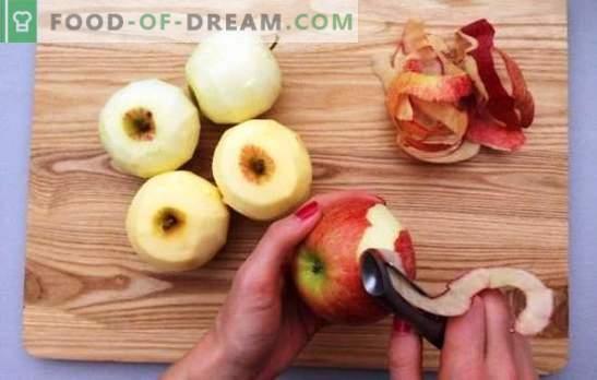 Šaldyti obuoliai: įvairūs sultingų vaisių užšaldymo būdai. Kaip užšaldyti obuolius visai žiemai, griežinėliais, bulvių koše