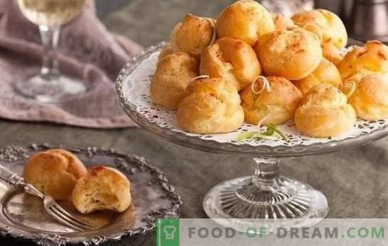 Prancūzų bandelės: saldžių, vėžiagyvių, lapų tešlos receptai. Prancūzų bandelės su cinamonu, aguonomis, razinomis, šokoladu